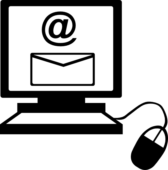 Free email clipart the cliparts