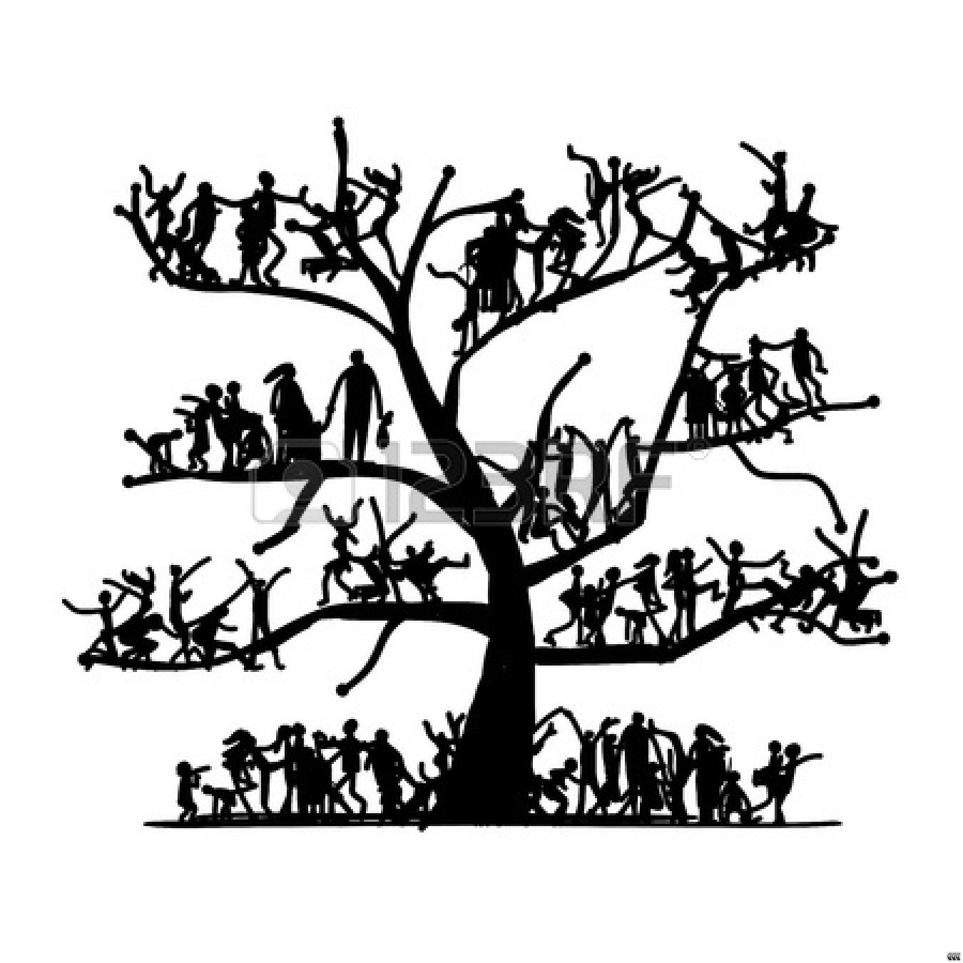 Free Family Reunion Clipart