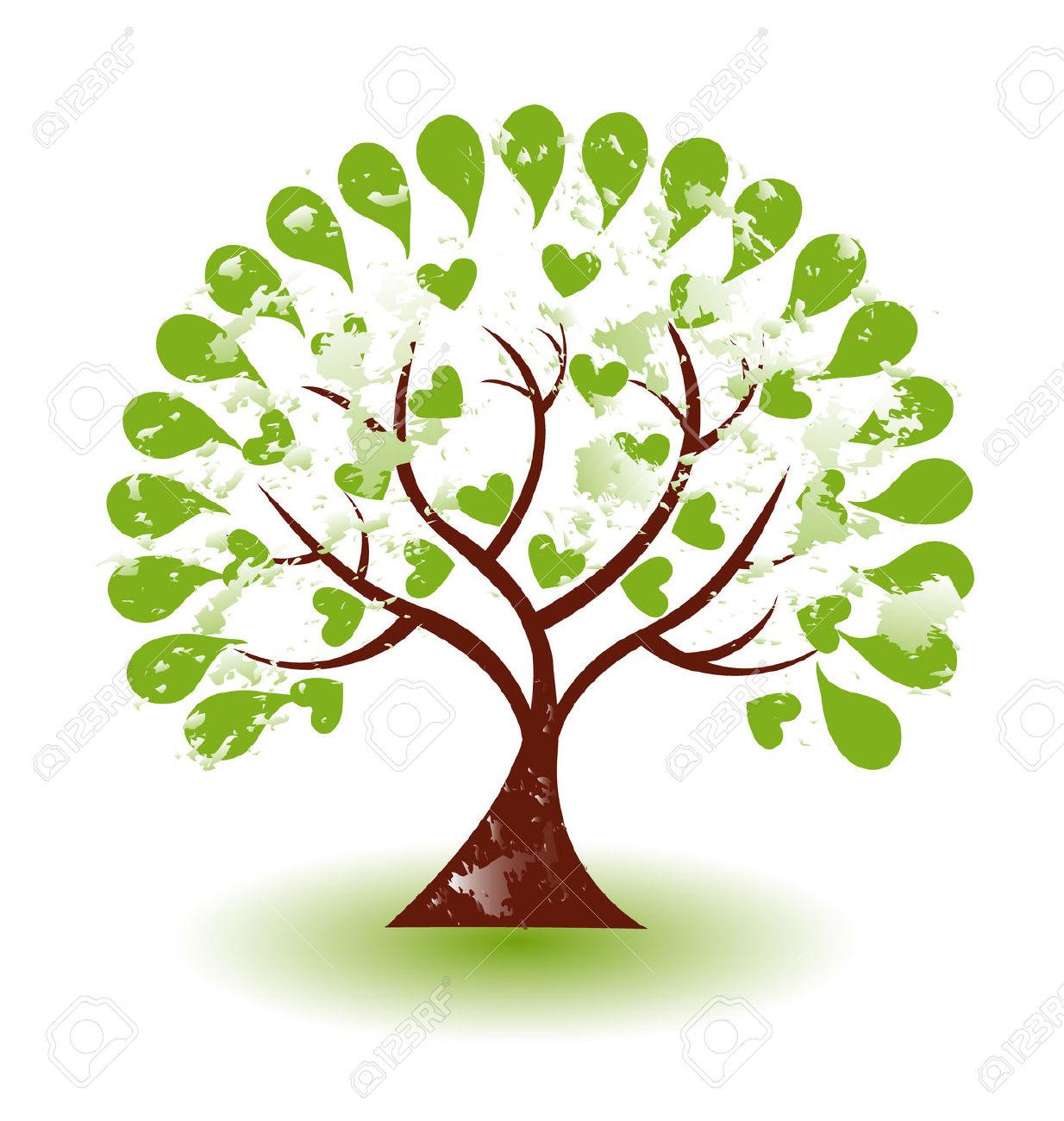 Free Family Tree Clip Art