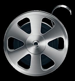 Free Film Reel Clip Art