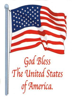 Free Flag Day Myspace Clipart Graphics Codes Page 2 Flag Day Clipart