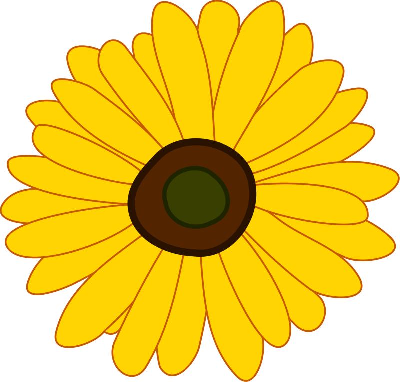 Free flower clip art images - ClipartFest