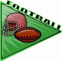 ... Free Football Clip Art - clipartall ...