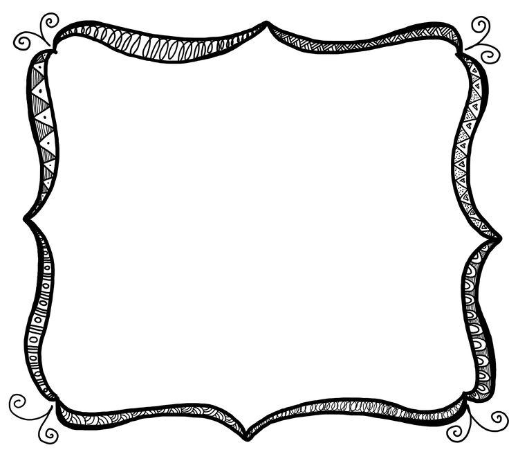 FREE Frames! ~Teacheru0026#39;s Clipart