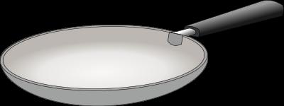 Free Frying Pan Clip Art