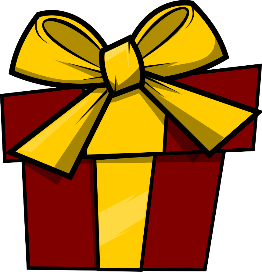 Free Gift Clipart