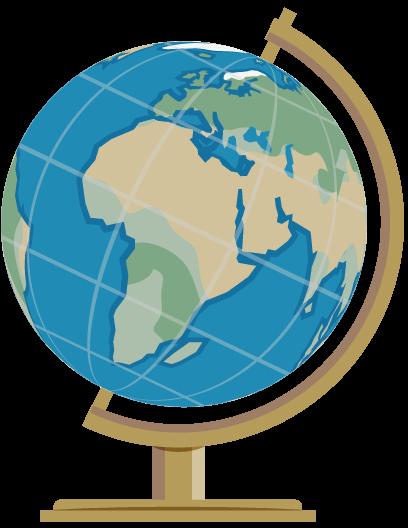 Free Globe Clip Art
