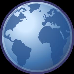 Free Globe Clipart