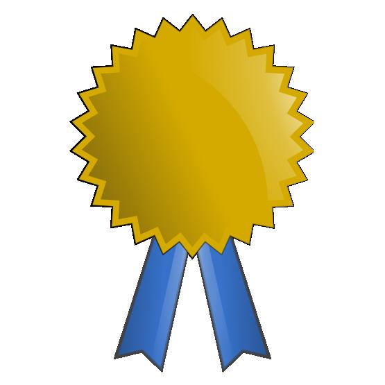 Free Gold Medal Clip Art