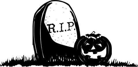 Free Graveyard Clipart