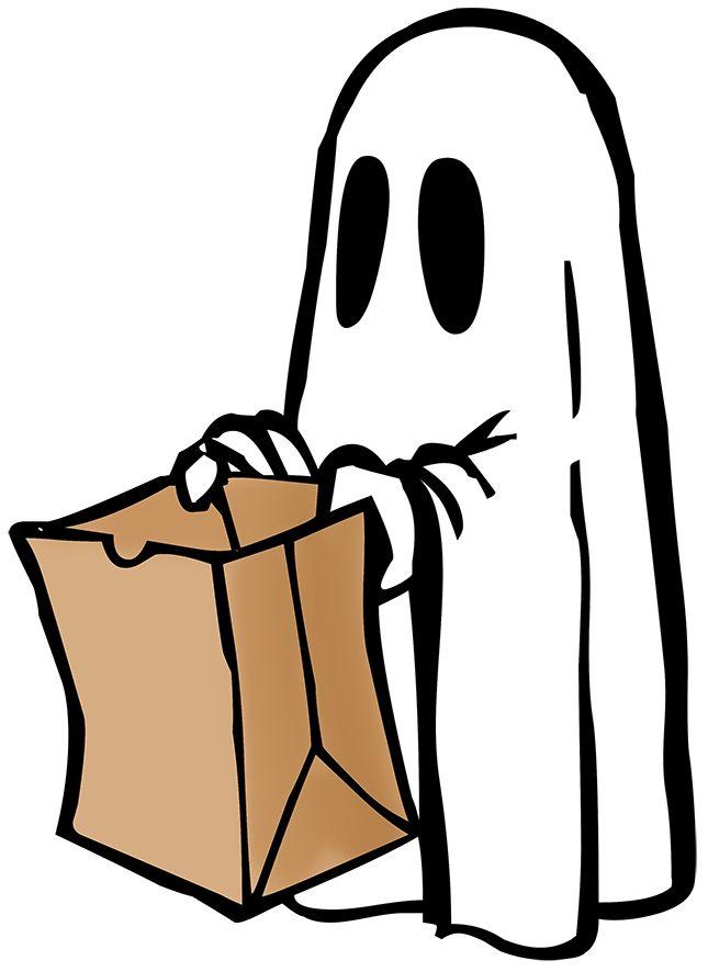 FREE Halloween Clip Art!