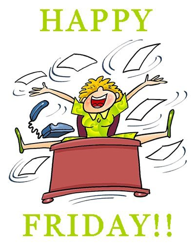 Free happy friday clipart image free clip art images image