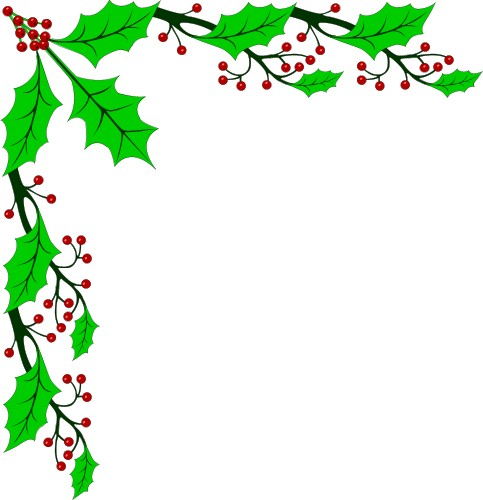 Free Holiday Border Clipart. Clipartbest Com