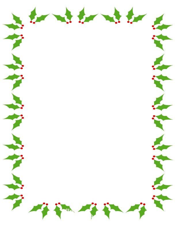 Free Holiday Clip Art Borders ... 3688bc64827a0e7c2c8a22bc44e116 .