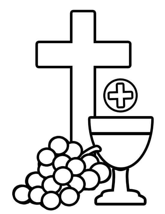 Free Holy Communion Clip Art