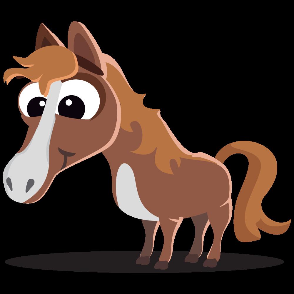 Free Horse Clip Art u0026middot; horse14