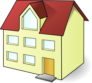 Free house clipart images clipart image 2