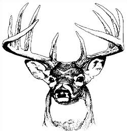 Free hunting clipart