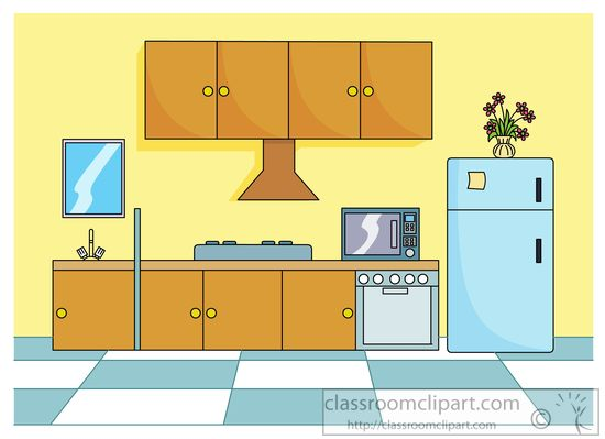 Free kitchen clipart clip art pictures graphics illustrations