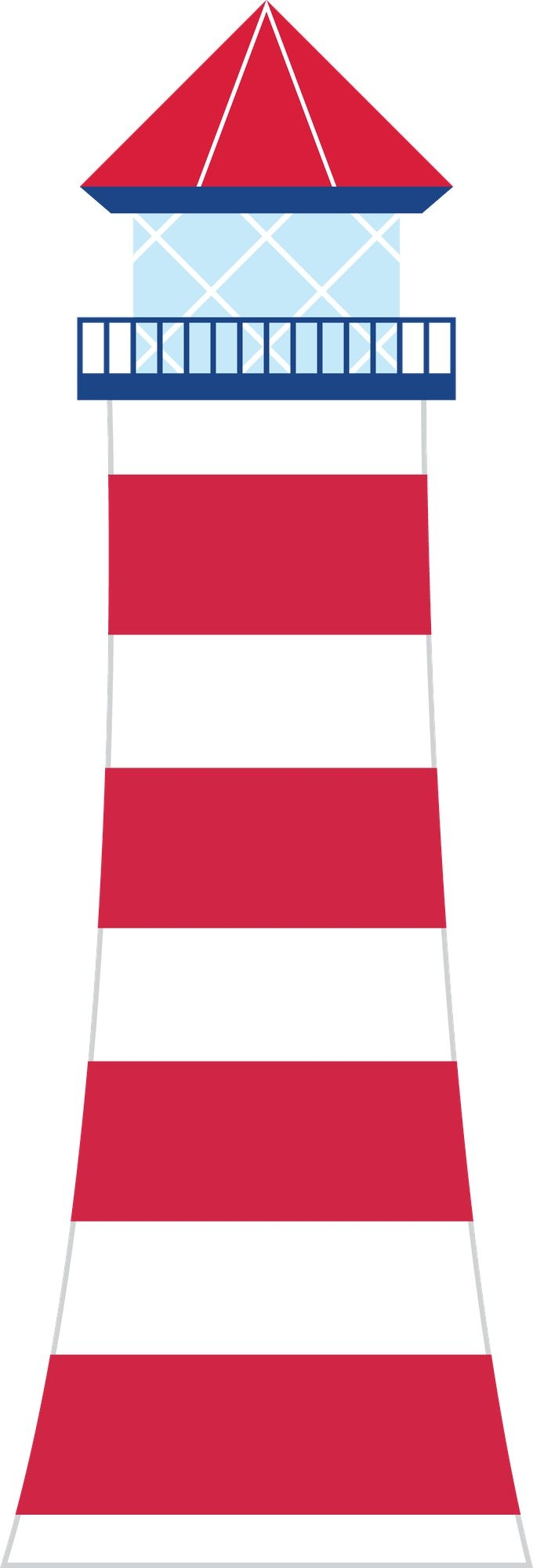 Free Lighthouse Clipart Images
