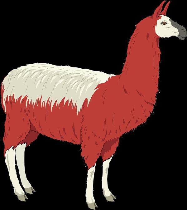 Free Llama Clip Art