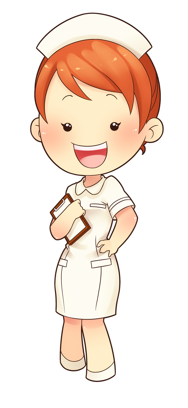 Free Lovely Nurse Clip Art u0026middot; nurse11