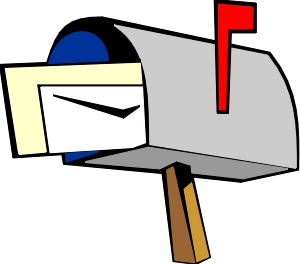 Free Mailbox Clipart. LPT: .