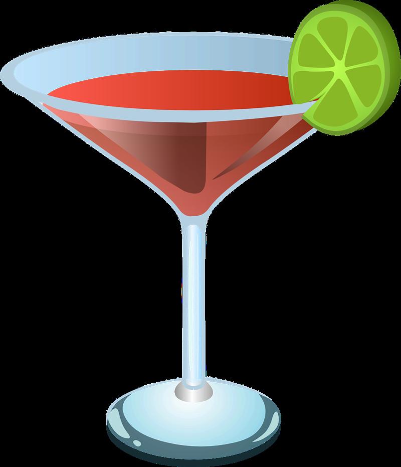 Free Margarita Drink Clip Art