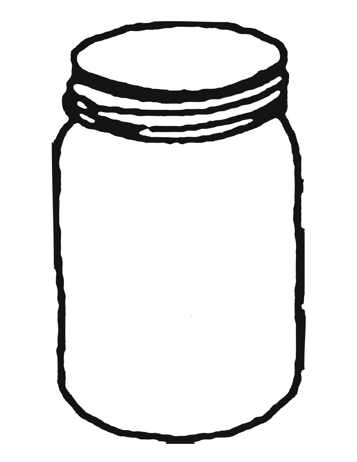Free mason jar clip art pictures clipartall 3