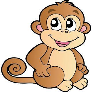 free monkey clip art images   Cute Baby Monkeys