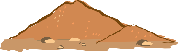Free Mountain Clip Art u0026middot; mountain9