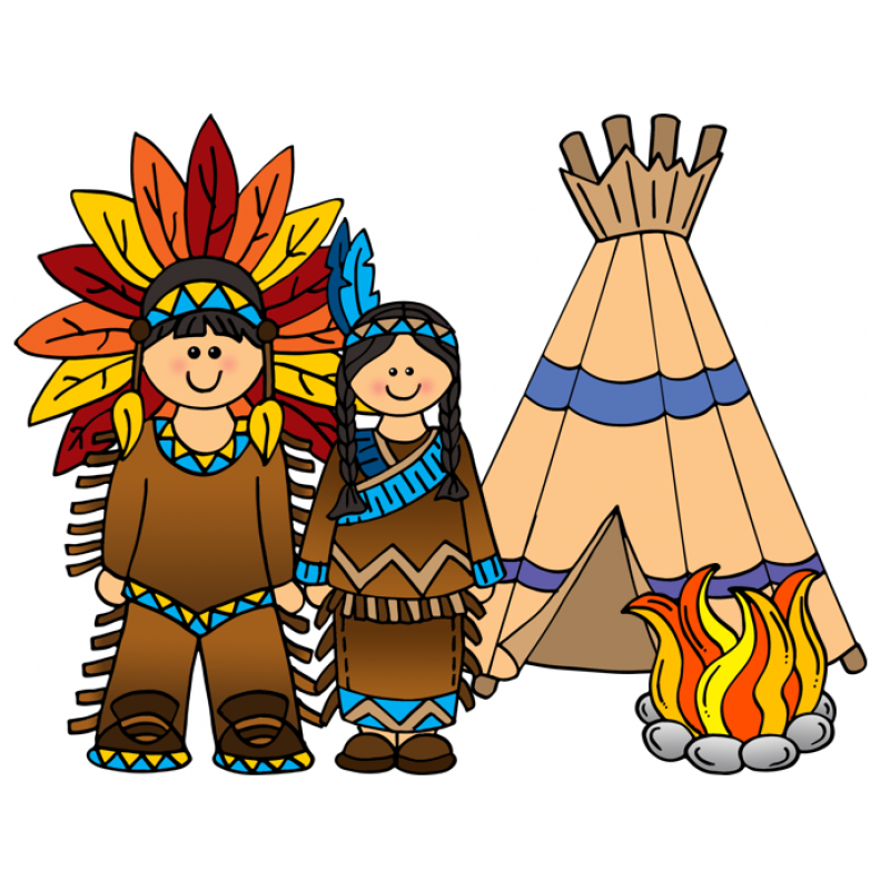 Free native american indian clipart clip art pictures graphics 3