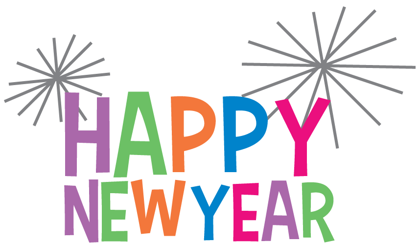 Free New Years Clipart Pictures Fireworks Champagne Signs