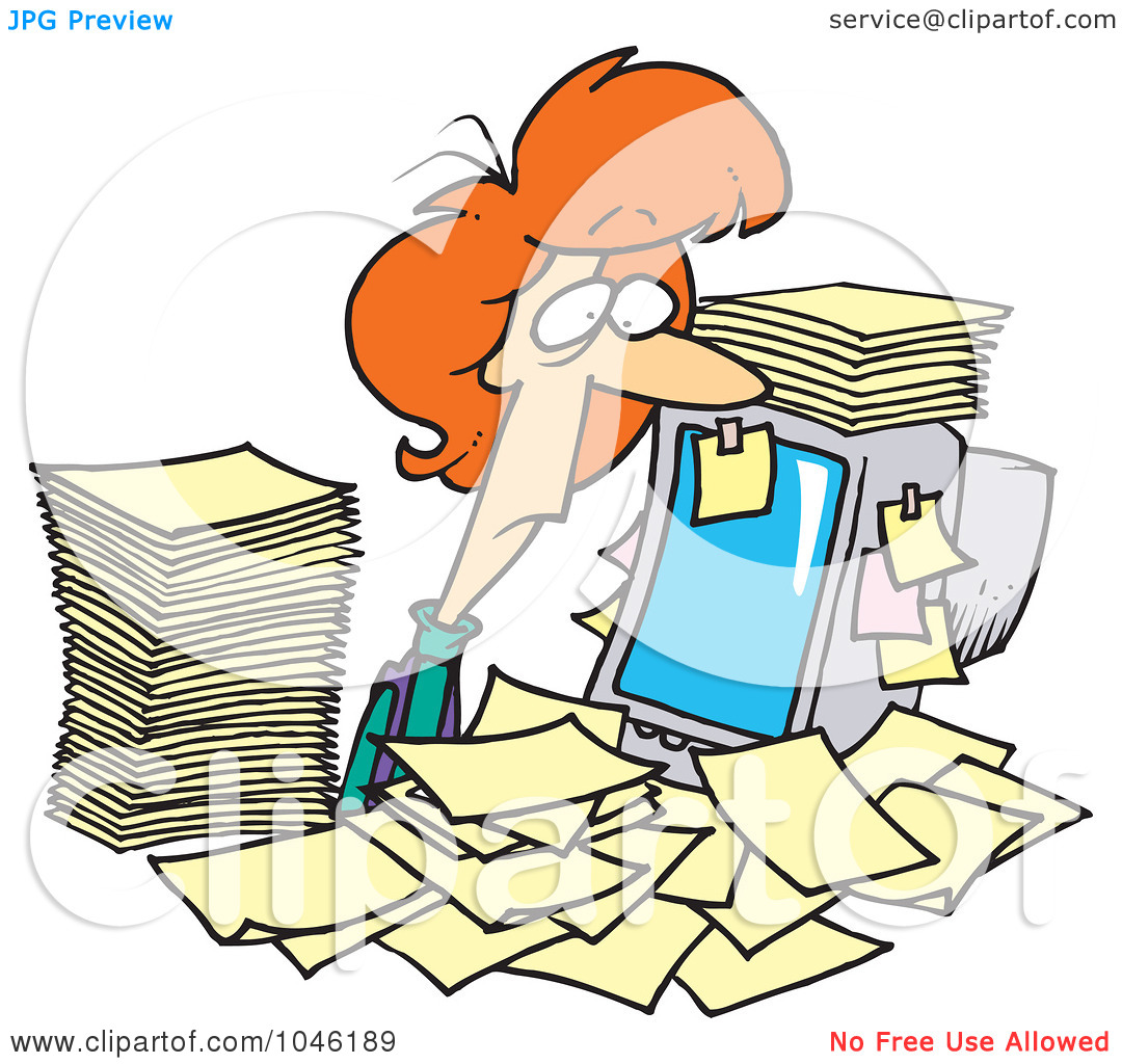 Free Office Clipart