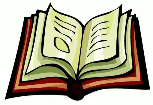 Free Open Book Clipart