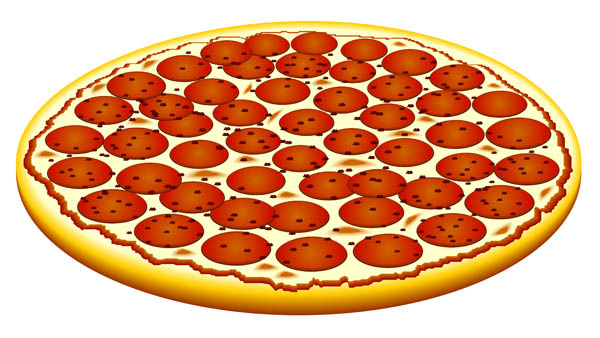 Free pizza clipart 1 page of .