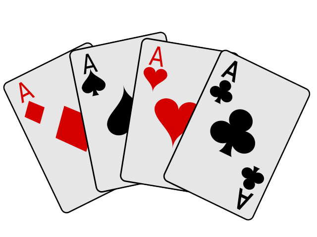 Free Playing Cards Clip Art