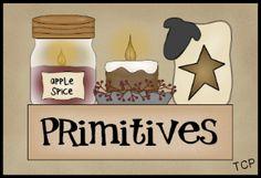 Free Primitive Clip Art Twin Creek Primitives Primitive Graphics