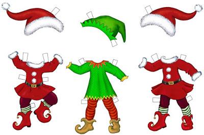 Free Printable Christmas Clipart