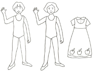 Free Printable Paper Dolls And Clothes Du An Ech
