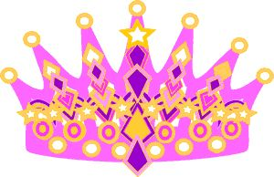 Free Printables Clip Art | Birthday Crown Clip Art-Princess Crown, Pink  Tiara Graphics | Home Crafts | Pinterest | Crafts, Pink princess and Free  printables