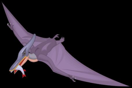 Free Pteranodon Clip Art