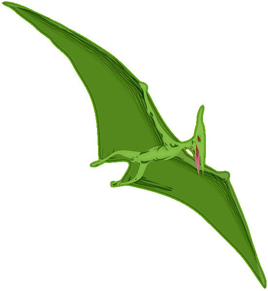 Free Pterodactyl Clip Art