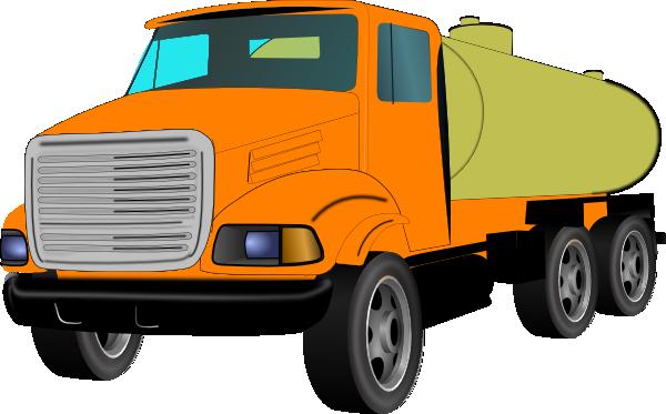 Free Pumper Truck Clip Art