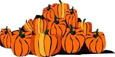 Free Pumpkin Patch Clipart .