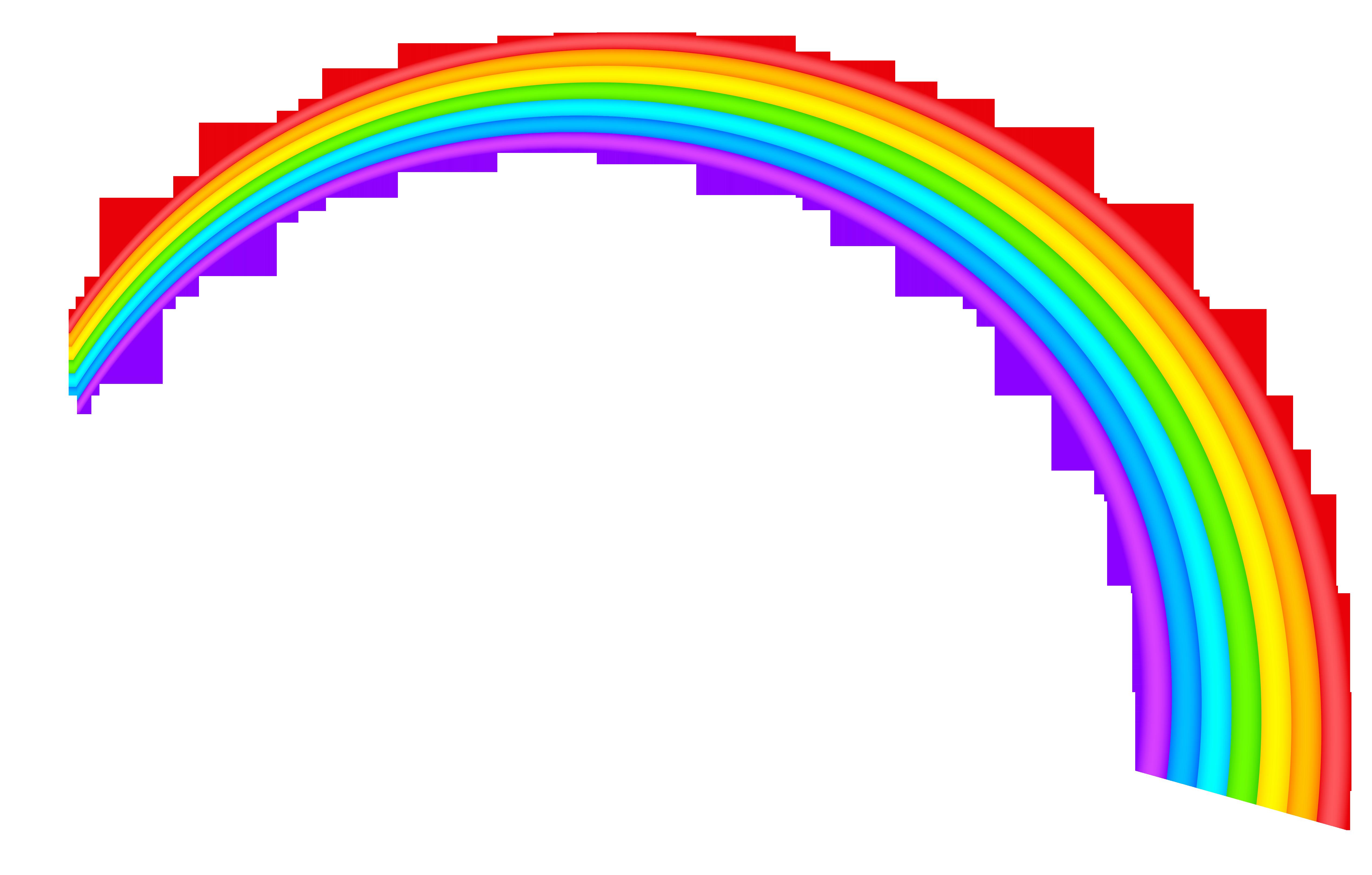 Free rainbow clipart public .