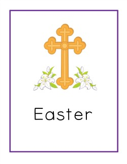 Free religious easter clipart .