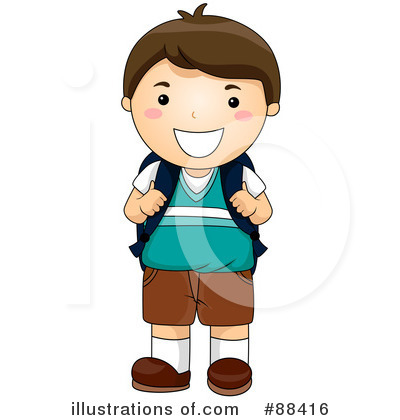 Free Rf School Boy Clipart .