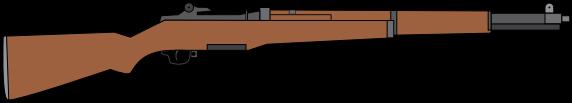 Free Rifle Clip Art u0026middot; rifle5