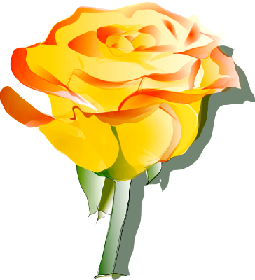 Free Rose Clipart